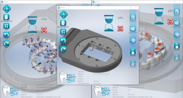 millbox multisession screenshot